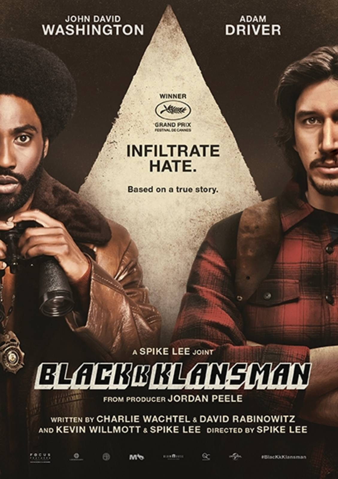 Film Review: BlacKkKlansman | rosslangager