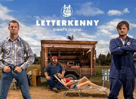 Letterkenny Sitcom Comedy Show Men/'s Black T-Shirt